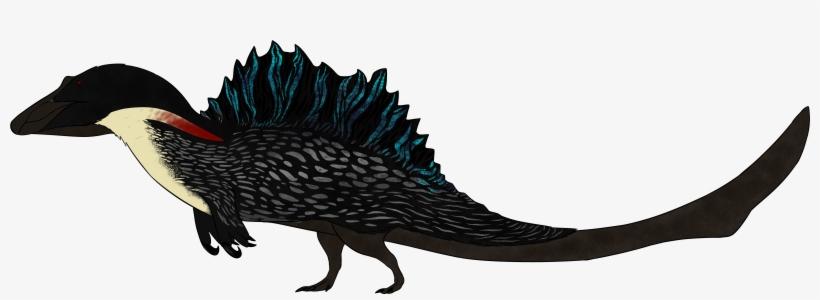 Among The Largest Carnivorous Dinosaurs Of All, Spinosaurus - Bahariya Formation Fish, transparent png #3047818
