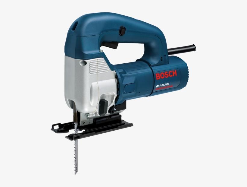 Bosch Gst 80 Pbe Jigsaw - Bosch Gst 85 Pbe, transparent png #3052814