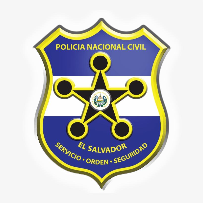 Públicado En 6 Octubre, 2017 Por Abogados El Salvador - Logo De La Pnc De El Salvador, transparent png #3056157
