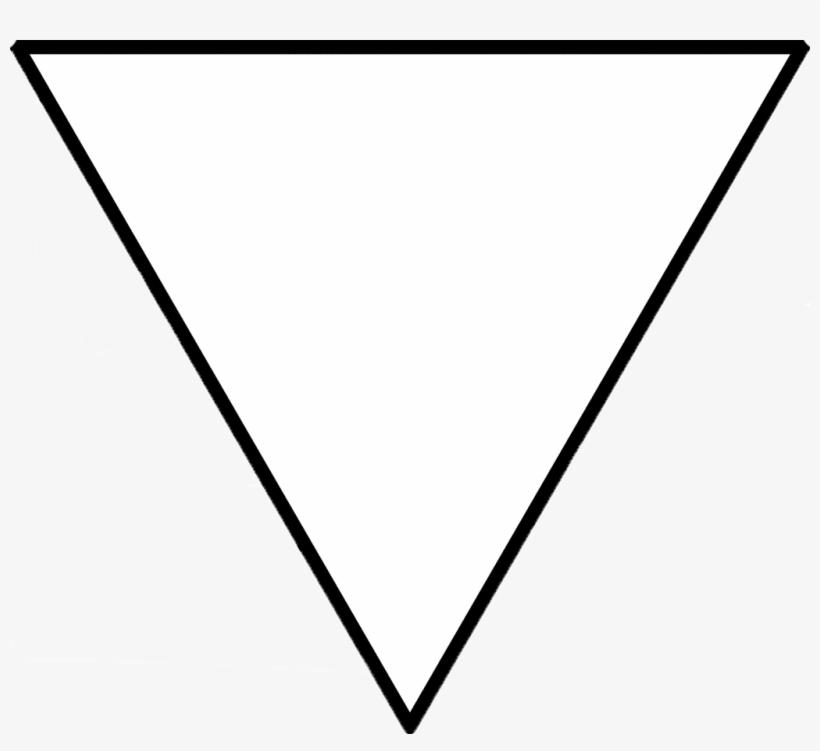 Перевернутый треугольник картинки