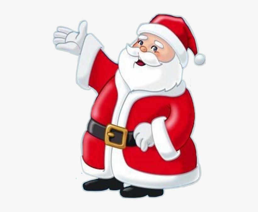 Natal Papai Noel Png Desenho De Papai Noel Png Free