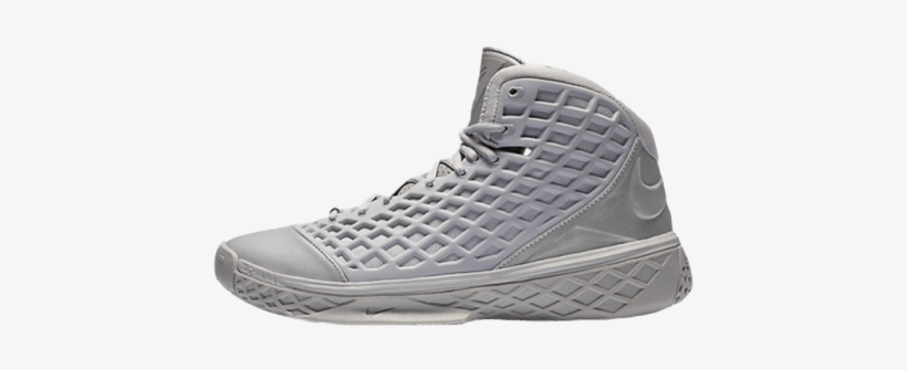 Nike Kobe Iii Black Mamba Published April 4 2016 Style - Nike Zoom Kobe 3 Ftb 8.5 Shoes Matte Silver 869453, transparent png #3059870