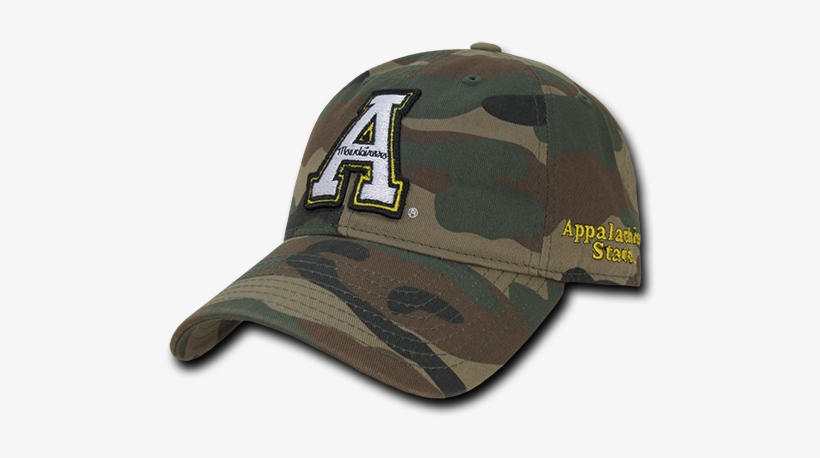 57d3fc454b0a2 Ncaa Appalachian State University Mountaineers Relaxed - New York Yankees  Military Cap