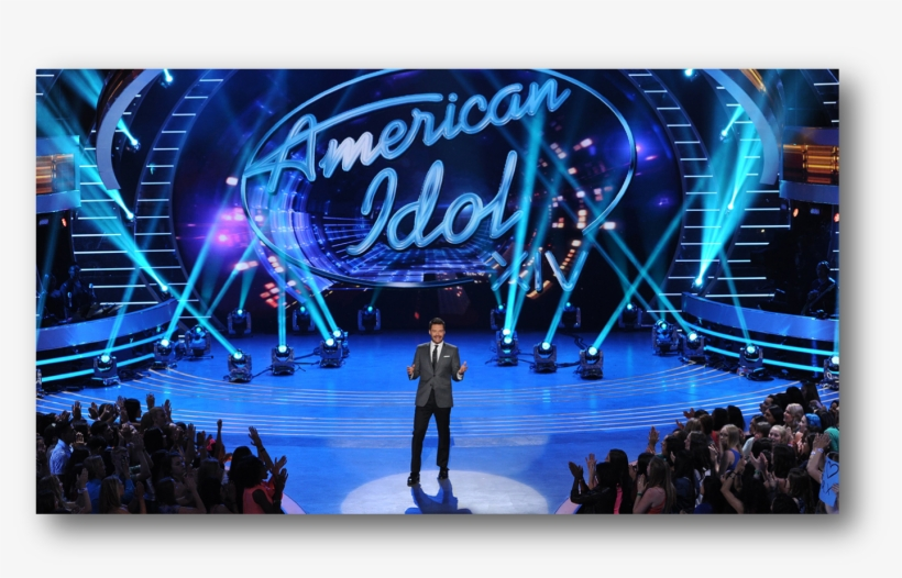 The First Show Of Its Kind, American Idol Has Become - Tv Show American Idol, transparent png #3063172