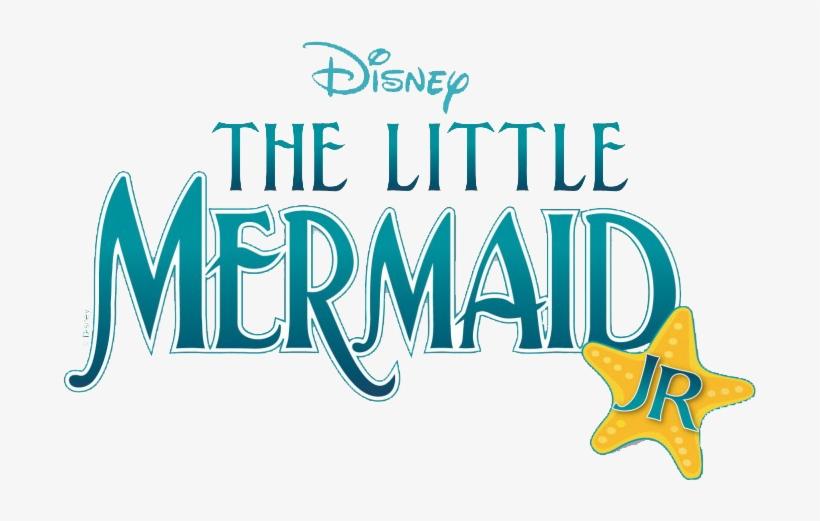 Little Mermaid Jr Logo Download - Little Mermaid Jr Logo Png, transparent png #3066607