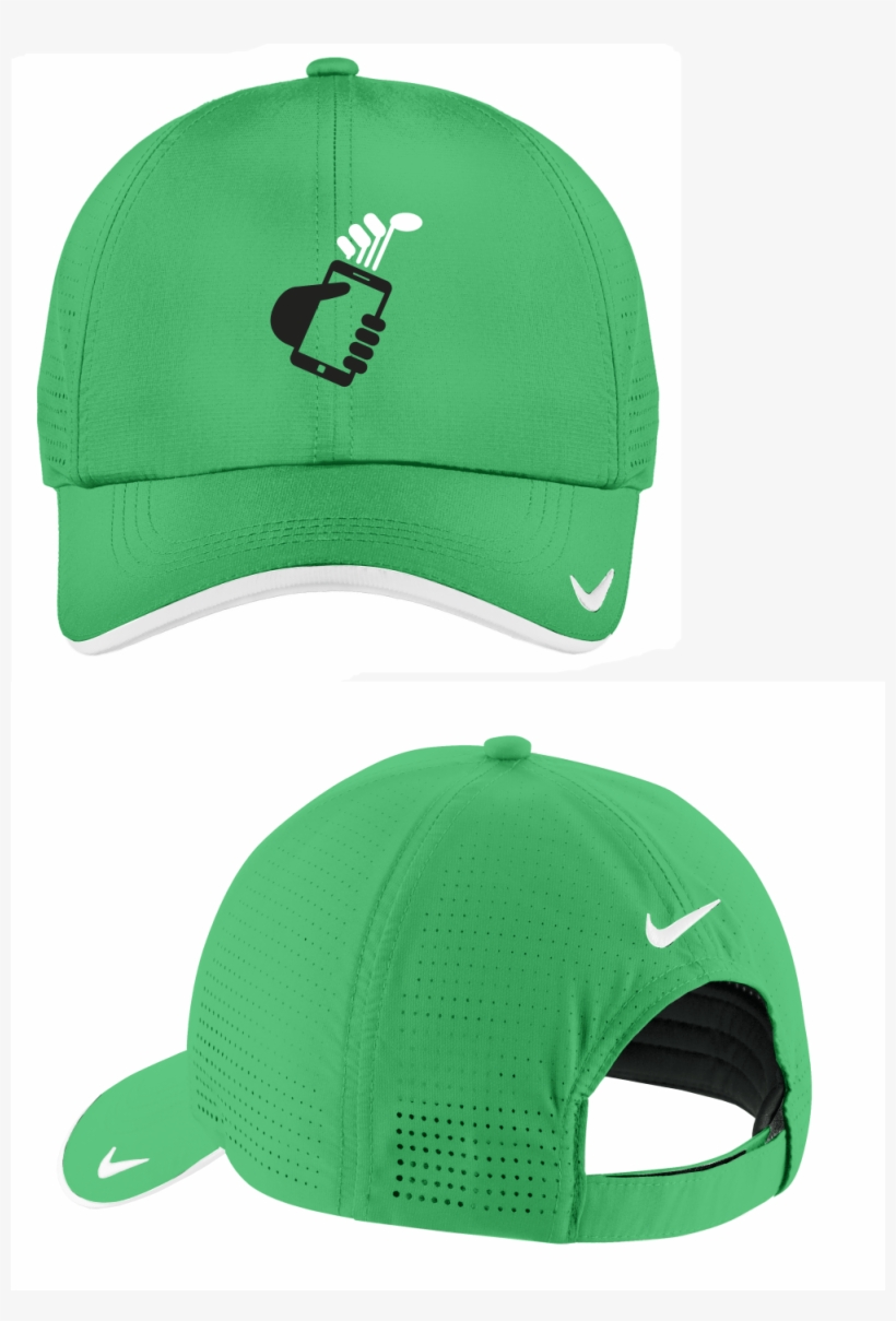 30197e64b26 Nike Golf Dri Fit Swoosh Perforated Cap Loopershack - Dri-fit - Free ...