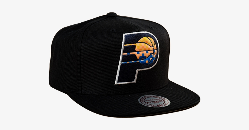 Mitchell & Ness Nba Indiana Pacers Easy Three Digital - Nba, transparent png #3068039