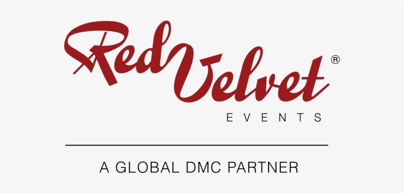 Let's Build Something Memorable For You Team Today - Red Velvet Events Logo, transparent png #3073975
