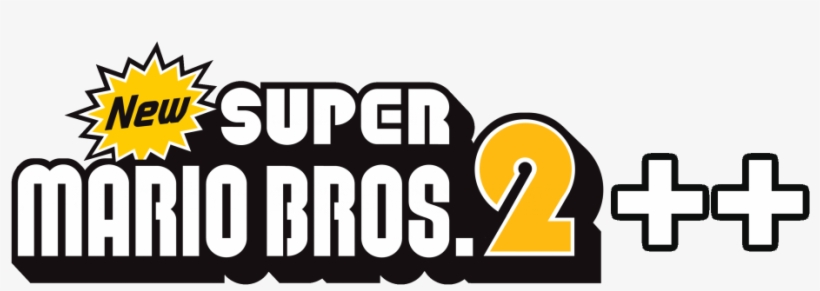 I'm Not Completely Sure If I Will Limit Myself To One - New Super Mario Bros 2 Logo, transparent png #3075035