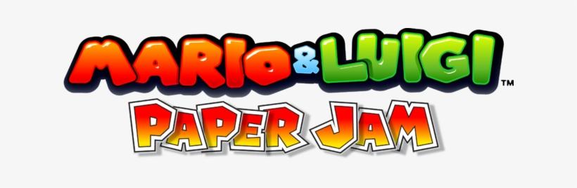 Mario & Luigi - Mario & Luigi Paper Jam Bros. (nintendo 3ds), transparent png #3080790