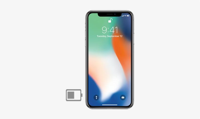 Iphone X Battery Repair - Iphone X Price In Lebanon, transparent png #3083697