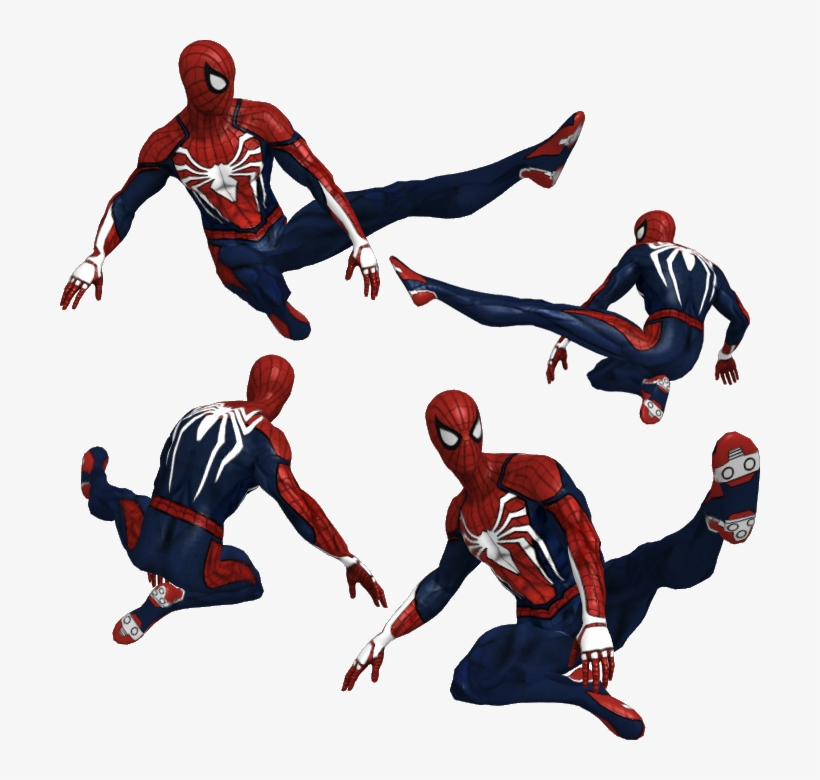 Spiderman Cosplay, Marvel Dc, Spiderman Marvel, Super - Spiderman Ps4 Costume, transparent png #3086444