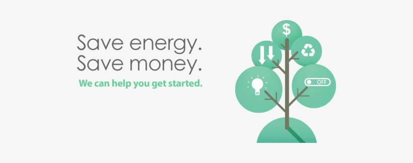 Energy Consultant - Save Money And Energy, transparent png #3086725
