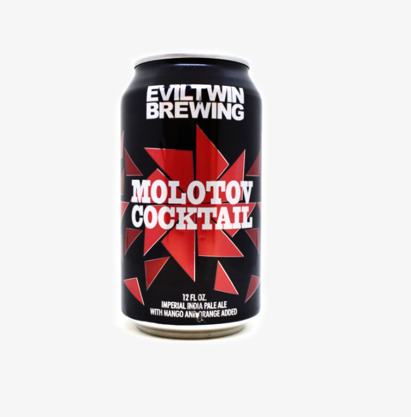 Molotov Cocktail - Evil Twin Molotov Cocktail - Evil Twin Brewing, transparent png #3087490