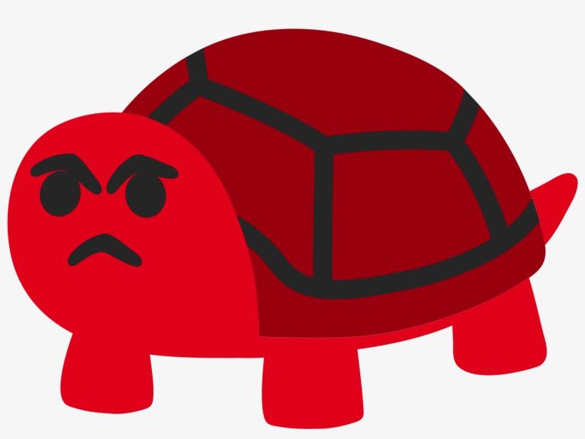 Angeryturtle Discord Emoji - Discord Emoji Meme - Free Transparent