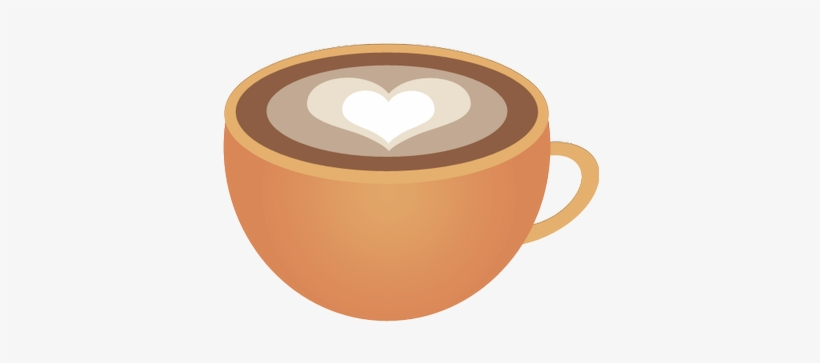 Art In My Coffee Transparent Latte Clipart Free Transparent Png Download Pngkey
