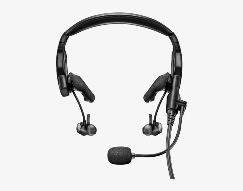 Bose Pro Flight Aviation Headset, transparent png #3097788