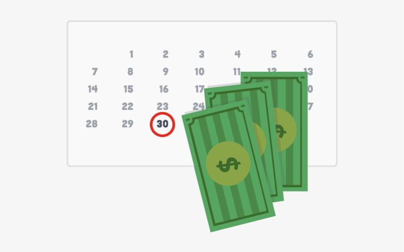 30 Day Money Back Guarantee - Money Back Guarantee, transparent png #3098869