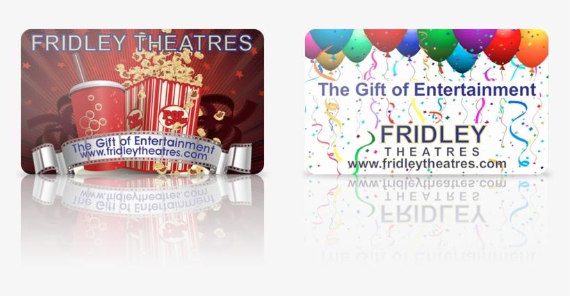 Gift Cards - Award Winning Movie Classics, transparent png #3099139