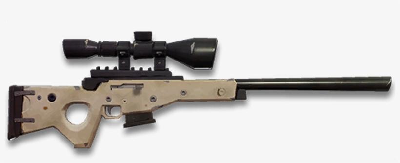 Sniper Info Bolt Action Sniper Fortnite Free Transparent Png Download Pngkey