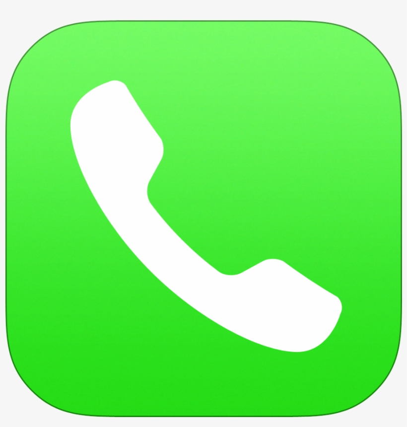 Phone Png Hd - Phone Icon Png Green, transparent png #311012