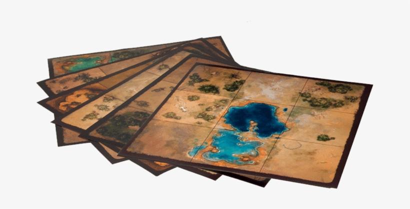 Golem Arcana Map Tiles - Golem Arcana Set 2 Map Tiles - Free