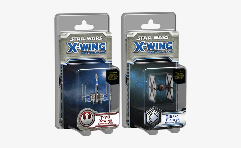 Vs Tie Fighter - Star Wars X Wing Miniatures Tie Fighter, transparent png #313455