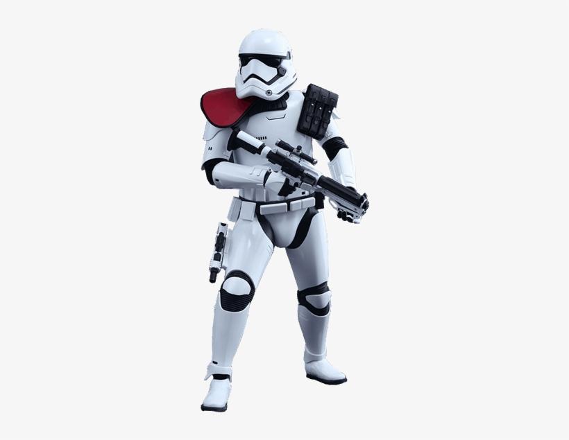 Stormtrooper Star Wars Png Download Image - Star Wars First Order Stormtrooper Officer, transparent png #315132