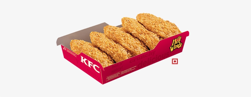 Hot Wings™ 4 Pc* - Boneless Chicken Strips Kfc, transparent png #315667