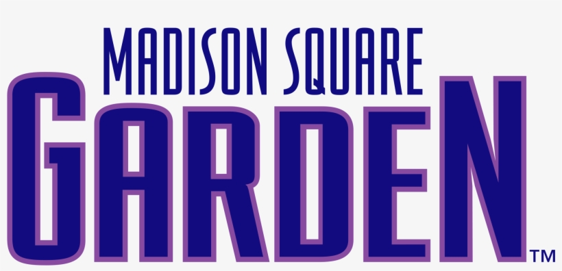 Open - Madison Square Garden Logo .png, transparent png #315738