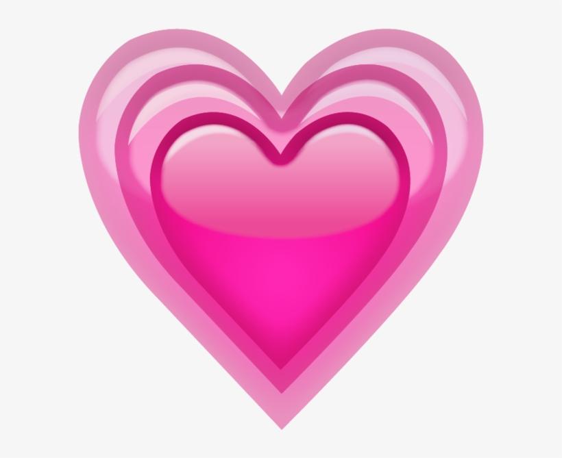 Iphone Heart Emoji Png