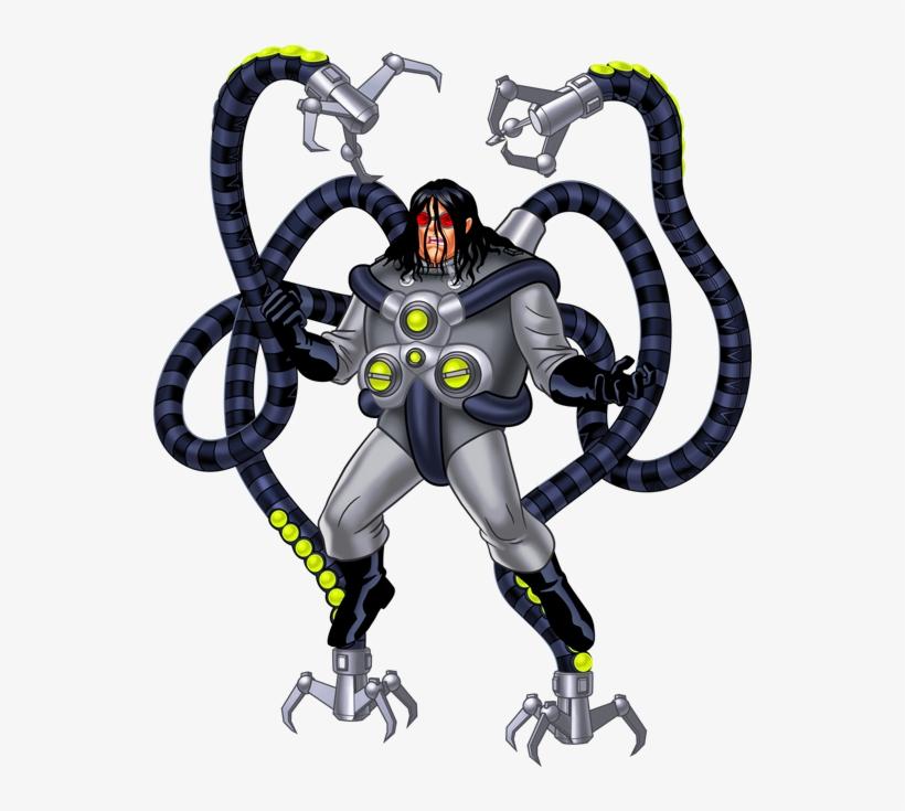 данной картинки человека паука доктор осьминог прозрачны нынче небеса