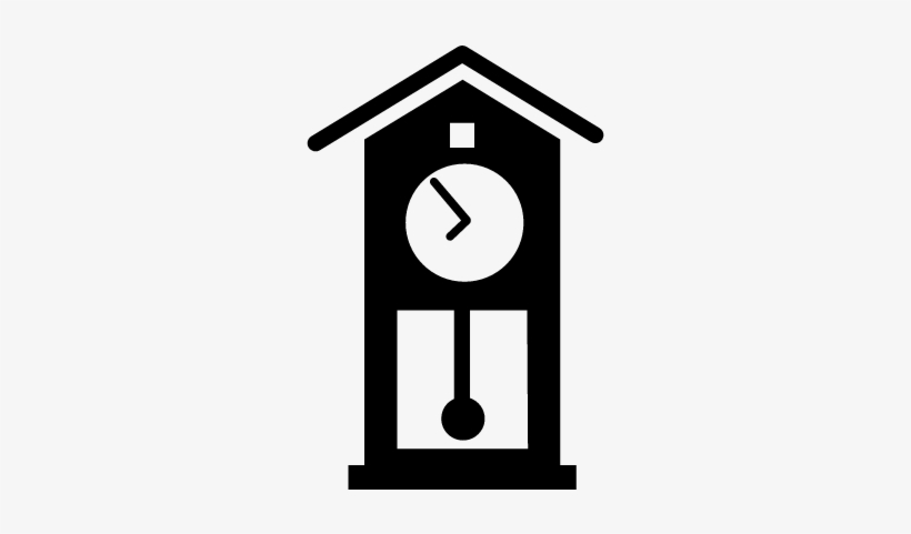 Antique Clock Vector - Old Clock Icon Png, transparent png #317765