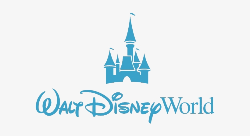 Disney Logo Png Image Hd - Disney World Logo Png, transparent png #319016