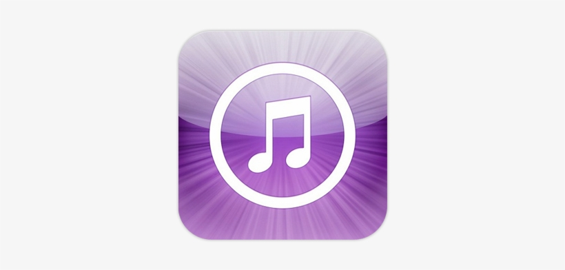 Itunes Logo Download Free Png - App Store - Free Transparent PNG
