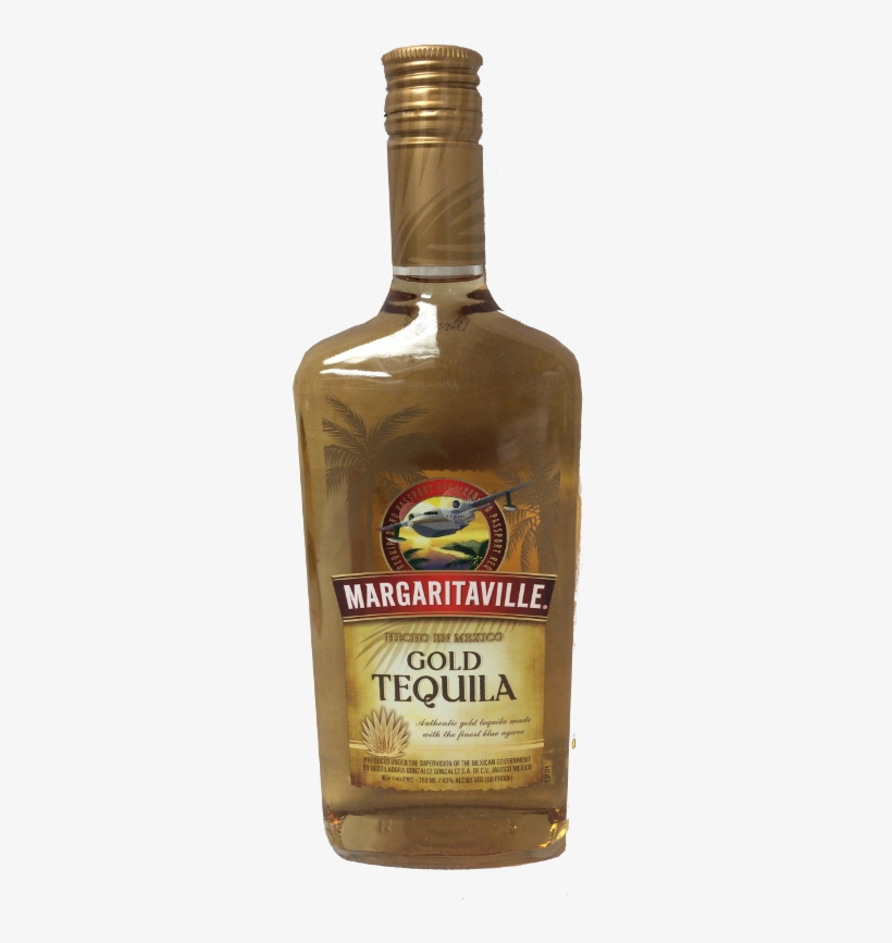 Margaritaville Teq Gold - Margaritaville Tequila, Gold - 750 Ml Bottle, transparent png #3100909