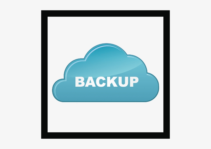Cloud Backup & Storage Solutions In The Event Of A - Backup Cloud, transparent png #3104090