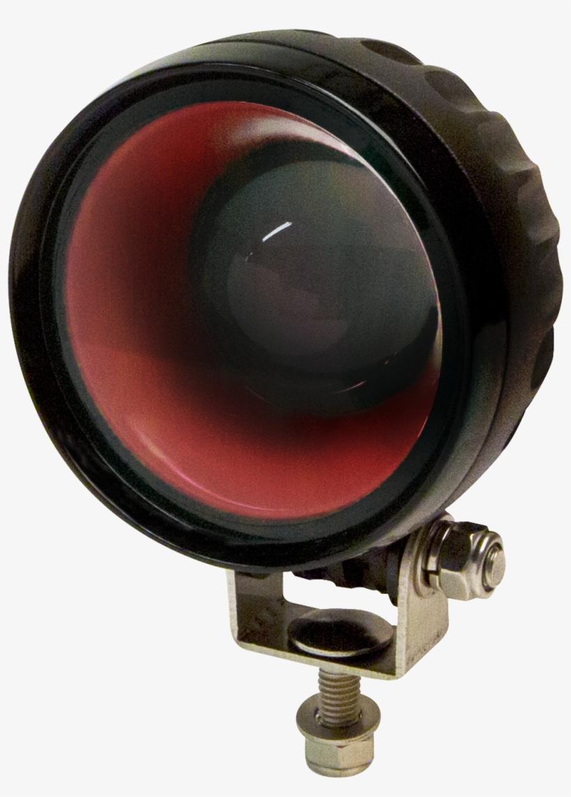 "Ecco Ew2010r Red Forklift Arrow Light,led,3-1/2"" D, transparent png #3106232"