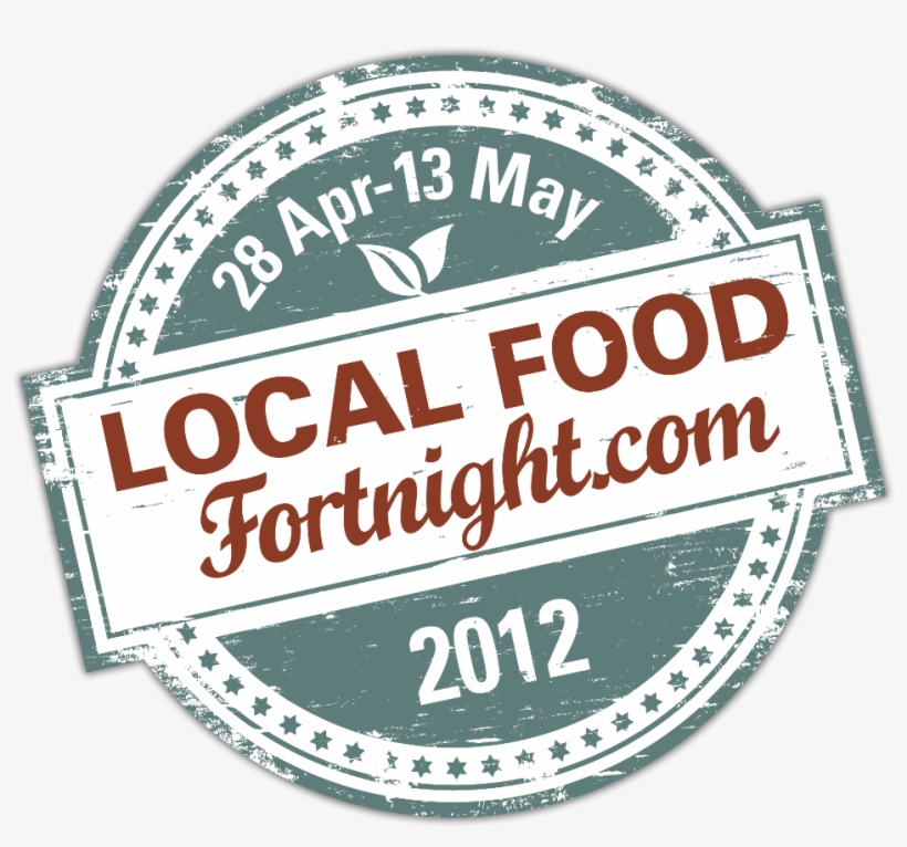 Download Local Food Fortnight Logo As A Png File - Local Food, transparent png #3106352