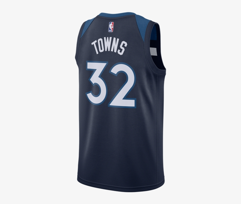 best sneakers bf7dd 16072 Minnesota Timberwolves Karl-anthony Towns Icon Swingman ...