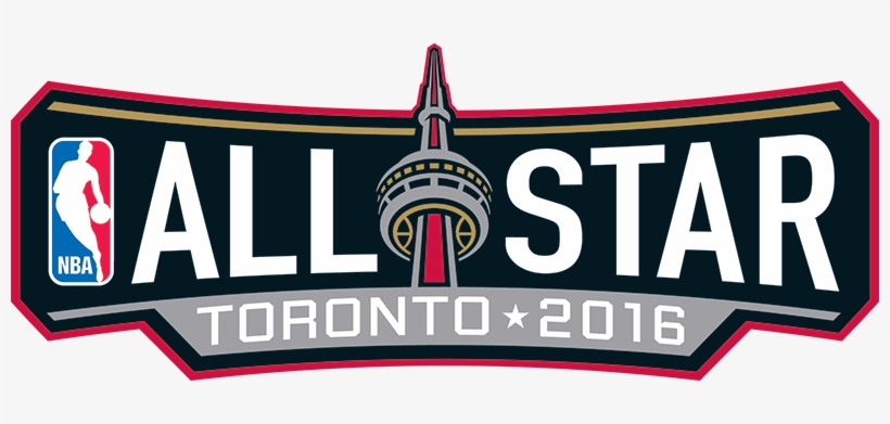 From Noon On January 1, 2016 Through - Nba All Star Toronto, transparent png #3110255