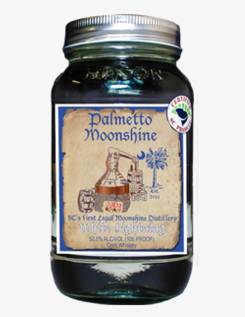 Palmetto Moonshine Apple Pie White Dog Spirit, transparent png #3110425
