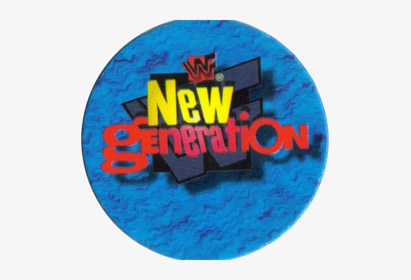 The Wwf New Generation's Top 50 Matches, Part - World Wrestling Federation New Generation Wwf, transparent png #3111106