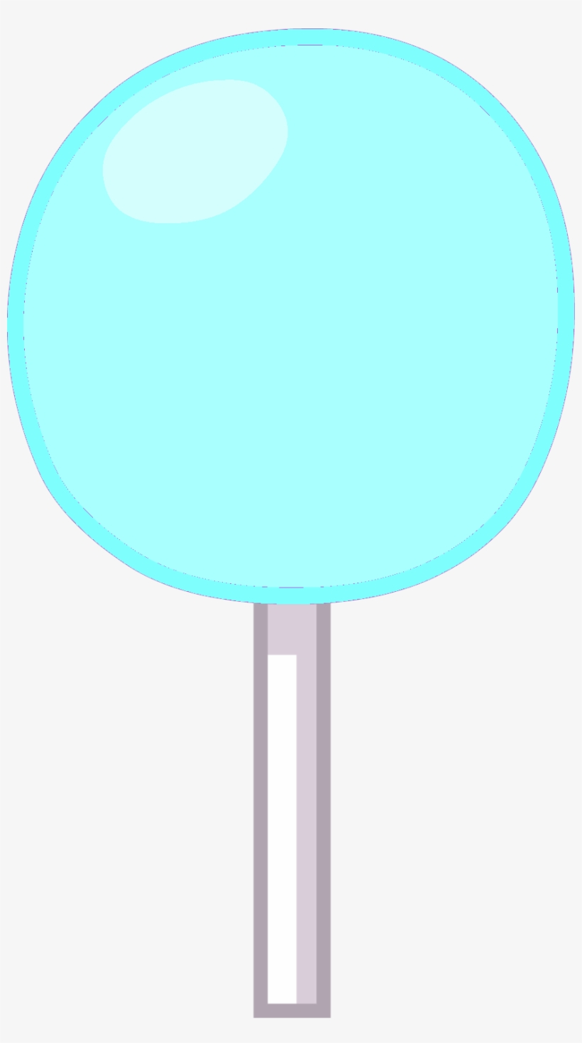 Snow Lollipop Body - Bfb Snow Asset - Free Transparent PNG