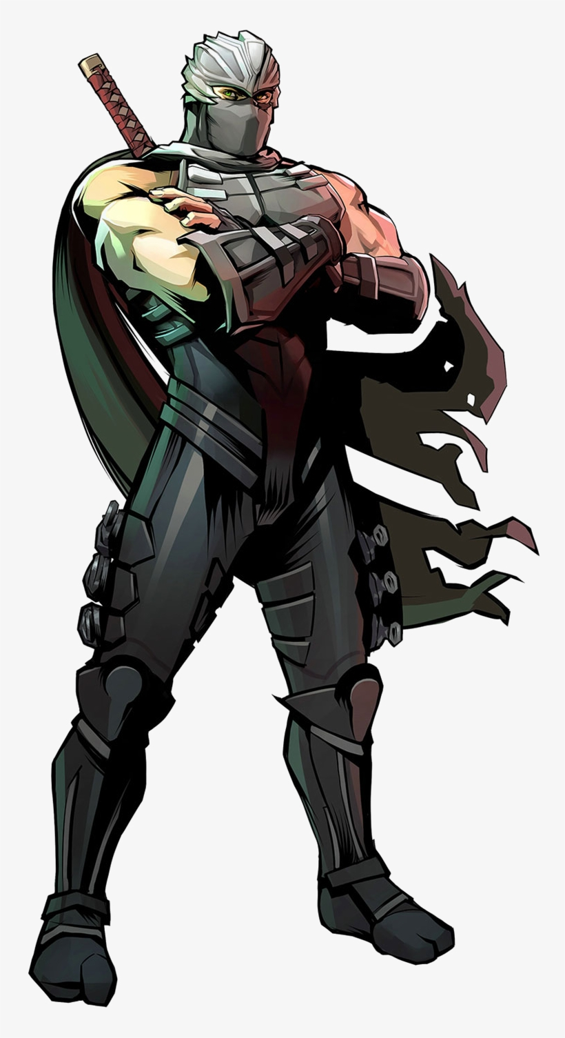 Ryu Hayabusa Png Image With Transparent Background - Ryu Hayabusa Ninja Gaiden, transparent png #3113846