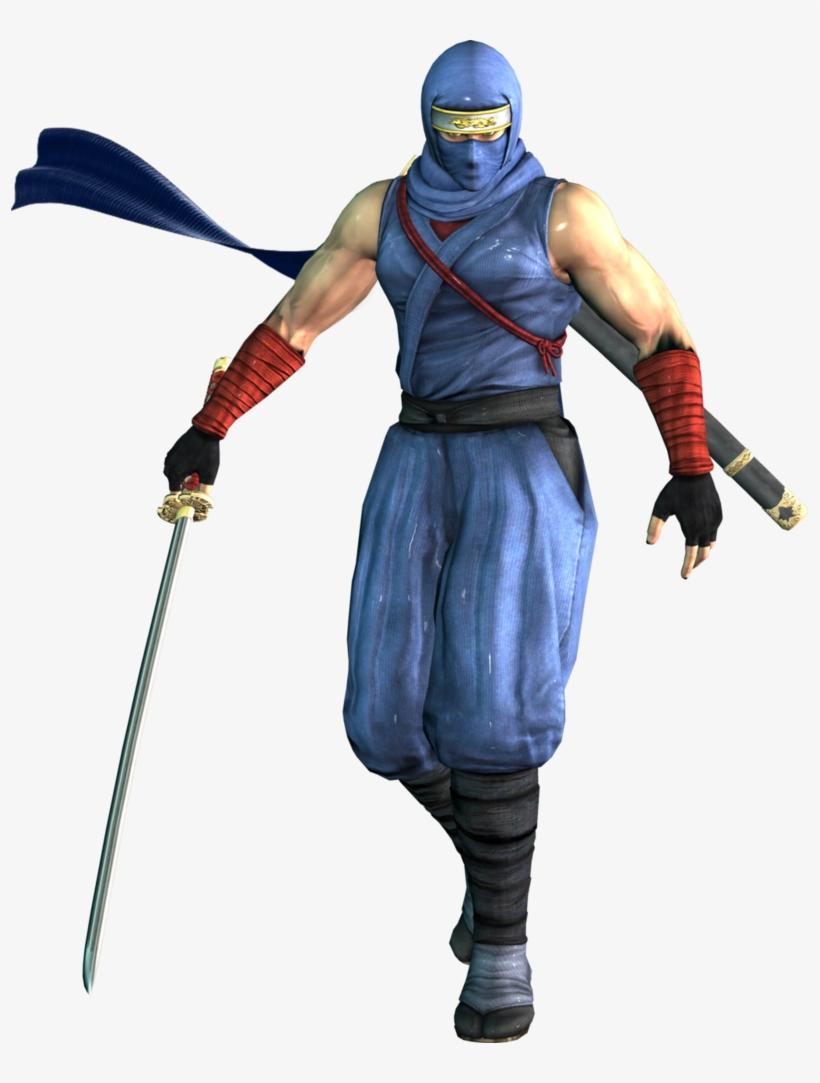 Ryu Hayabusa - Ninja Gaiden Ryu Cosplay, transparent png #3113904
