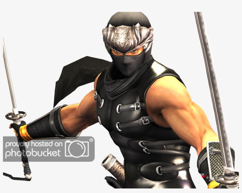 Ryu Hayabusa - Ninja Gaiden Sigma, transparent png #3114075