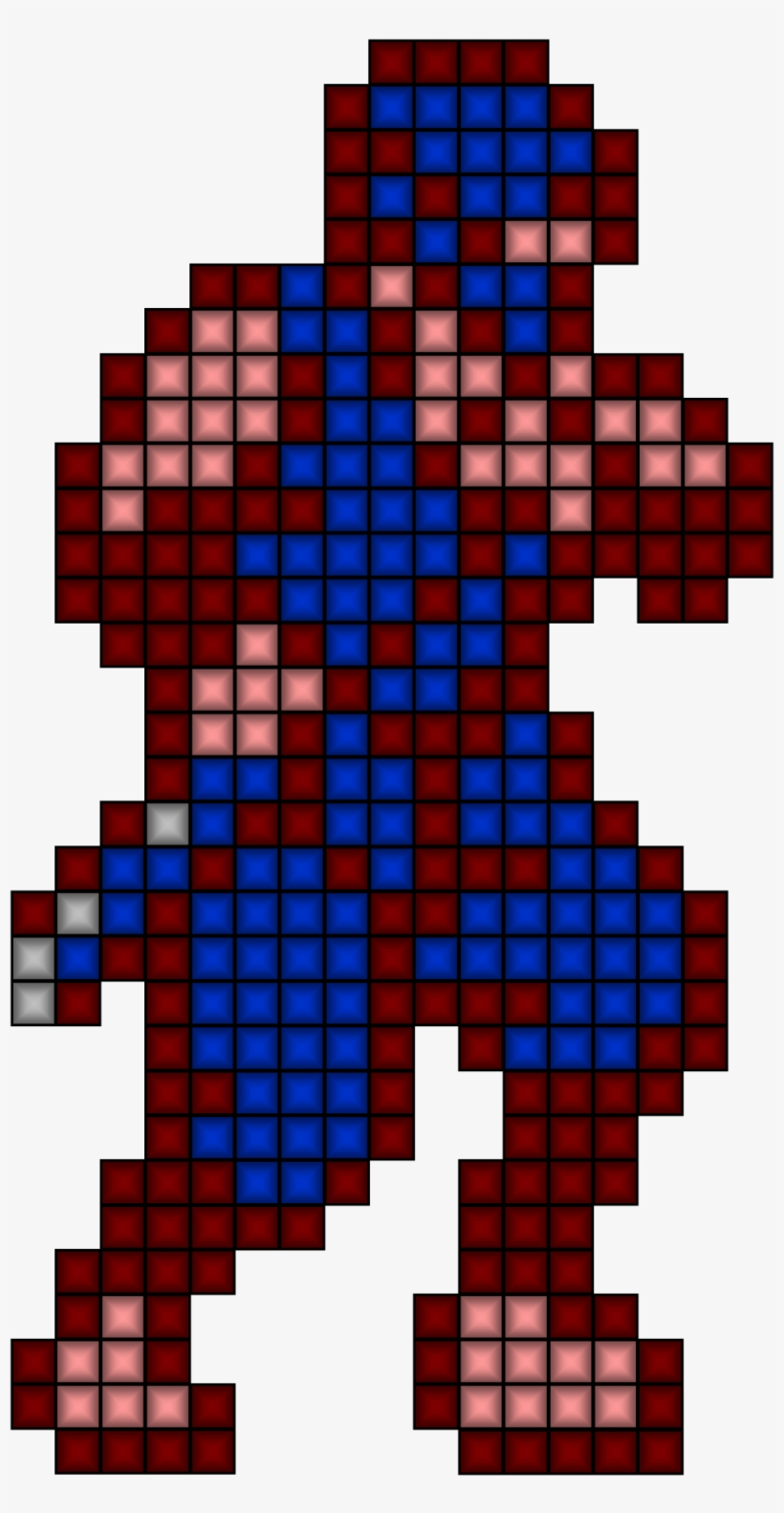 """ Ryu Hayabusa "" - Ryu Hayabusa Pixel Art, transparent png #3114803"