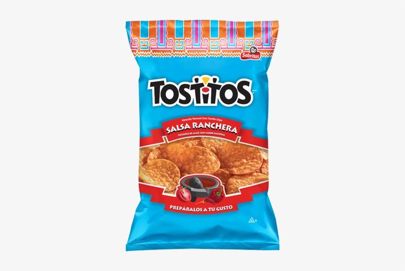 Salsa Ranchera Flavored Tortilla Chips