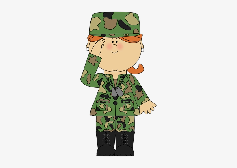 Military clip art free army clipart images - ClipartAndScrap